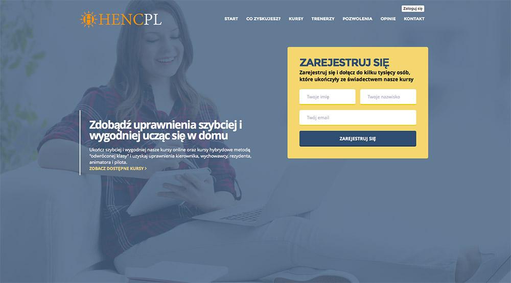 HENC.pl - katalog produktów